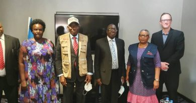 Jonathan Carries Out International Assignment As Voting Begins In Tanzania