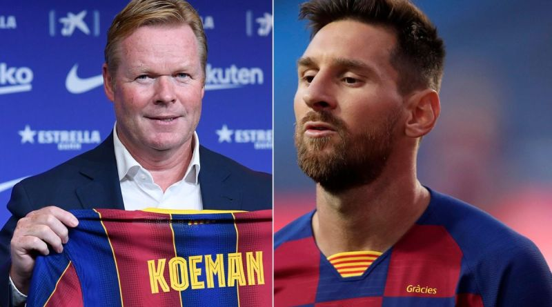 LaLiga: Koeman reveals why Messi was benched against Real Betis
