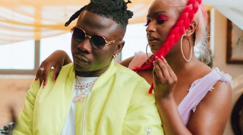 DJ Cuppy To Release New Video Featuring Stonebwoy, 'Karma'