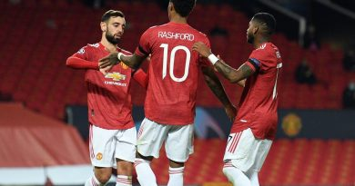 Manchester United 4-1 Istanbul Basaksehir