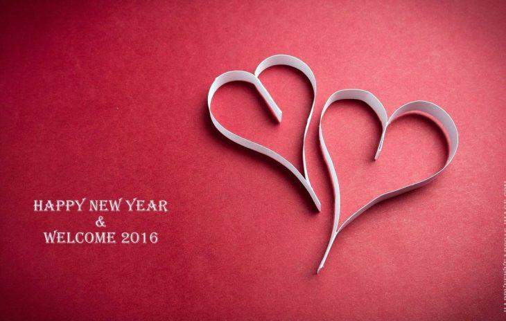 romentic new year