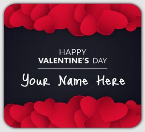 MynameArt Valentines Day Wishes Heart Greeting With Name