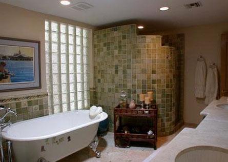tile walk-in shower | steam shower reviews, designs