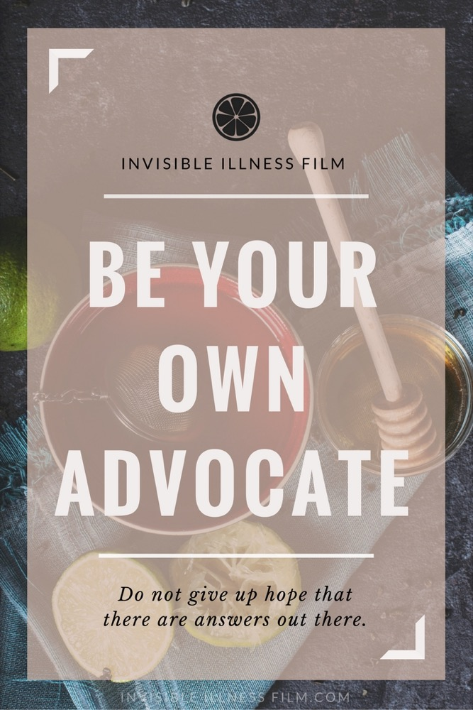 How to Thrive with an Invisible Illness