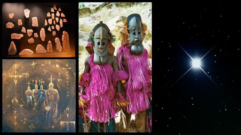 Η αφρικανική φυλή και ο απίστευτος εξωγήινος πολιτισμός του Σείριου που μας επισκέφτηκε τα τελευταία 3