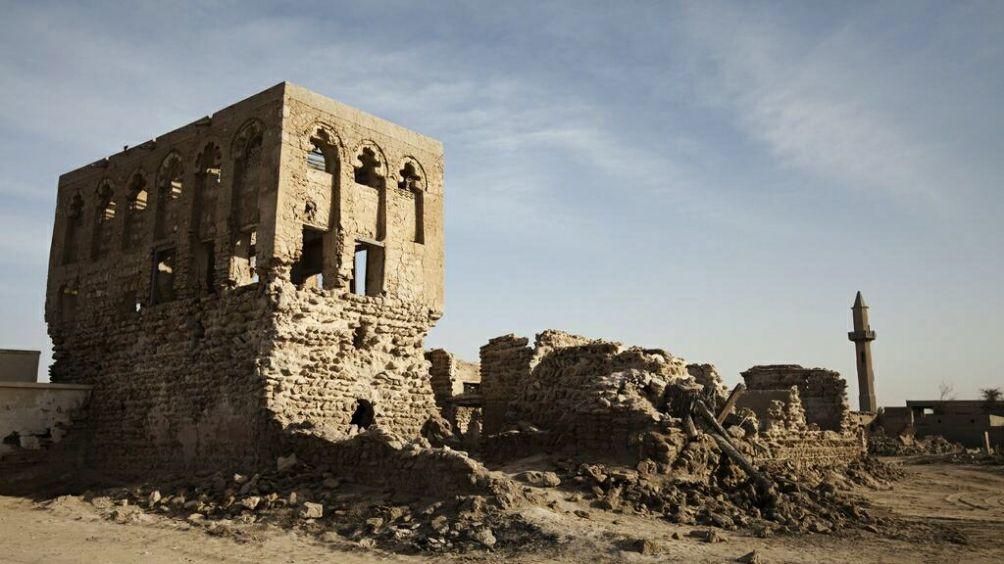 Дом в эмиратах Шарджа Аль-Джазира Аль-Хамра дешевая недвижимость в дубай