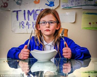 Olivia Farnsworth: Το παράξενο βρετανικό κορίτσι που δεν αισθάνεται πείνα, πόνο ή ανάγκη να κοιμηθεί! 4