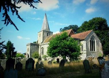Pluckley: 's werelds meest spookachtige dorp, volgens het Guinness Book 3