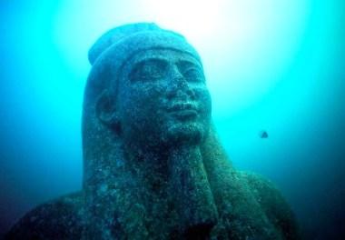 Heracleion - Thành phố bị mất tích dưới nước của Ai Cập 11
