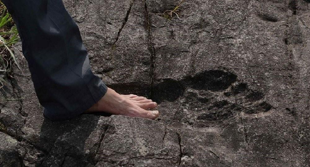 O 'dedo gigante' mumificado do Egito: os gigantes realmente vagaram na Terra? 9
