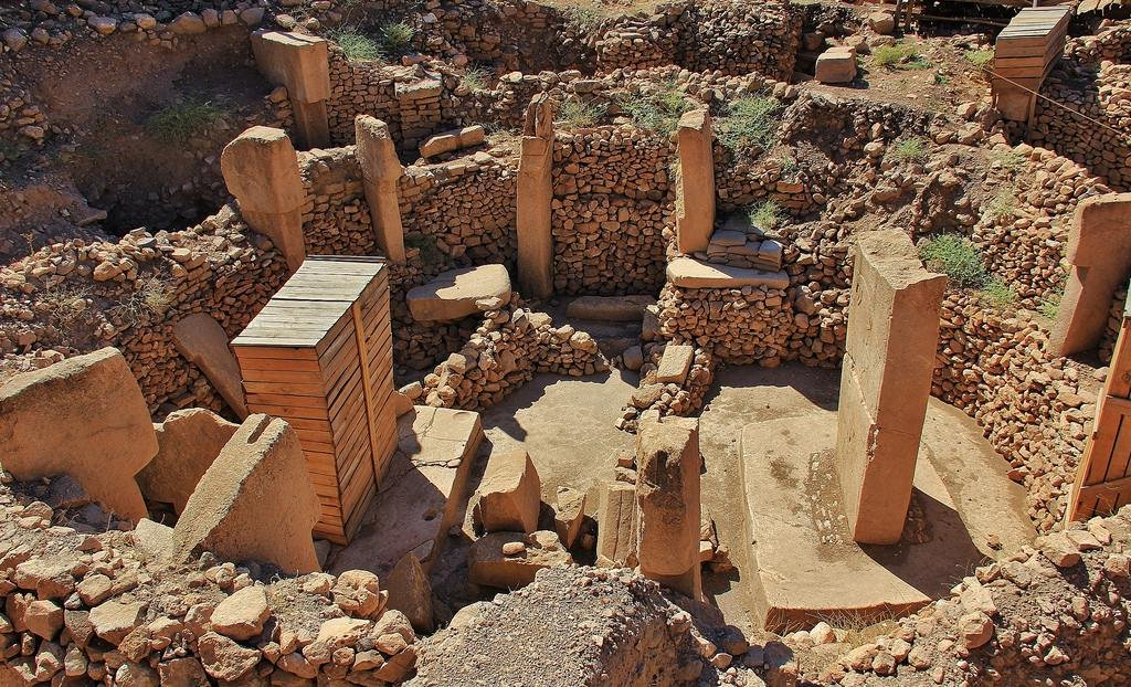 Göbekli Tepe oldest megalithic structure ever found on earth