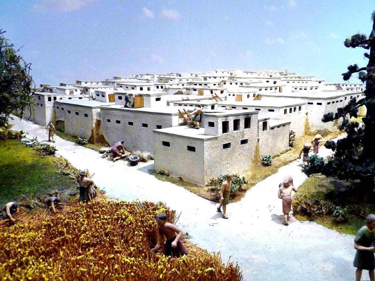 16 thành phố cổ và khu định cư bị bỏ hoang một cách bí ẩn 7