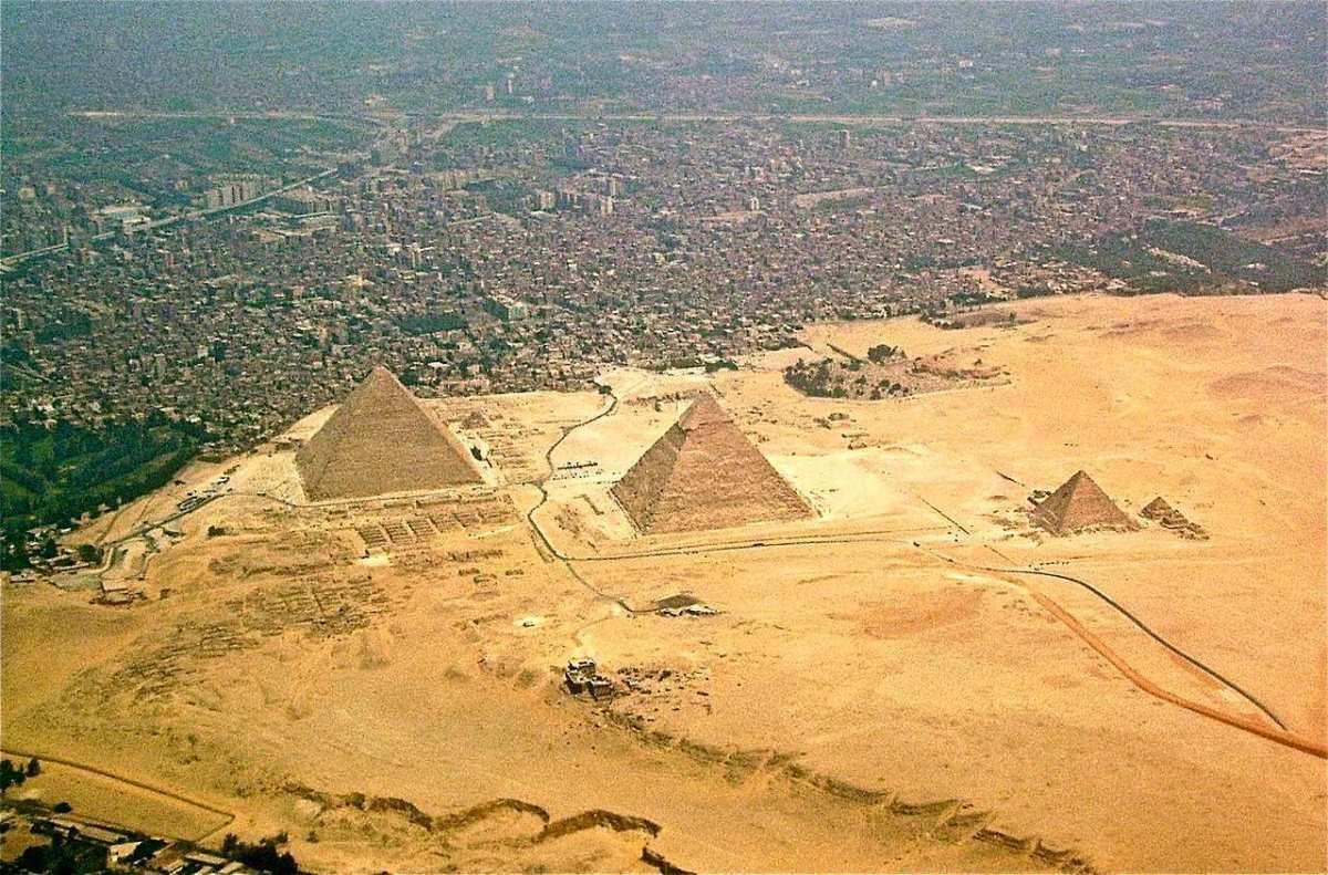 The Earth Grid: Zijn oude monumenten gemaakt vanuit een geheim wereldwijd bewustzijn? 3