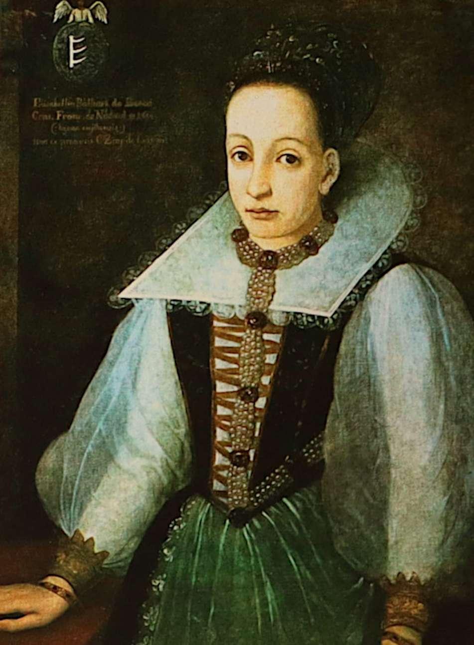 Elizabeth Báthory The Blood Countess