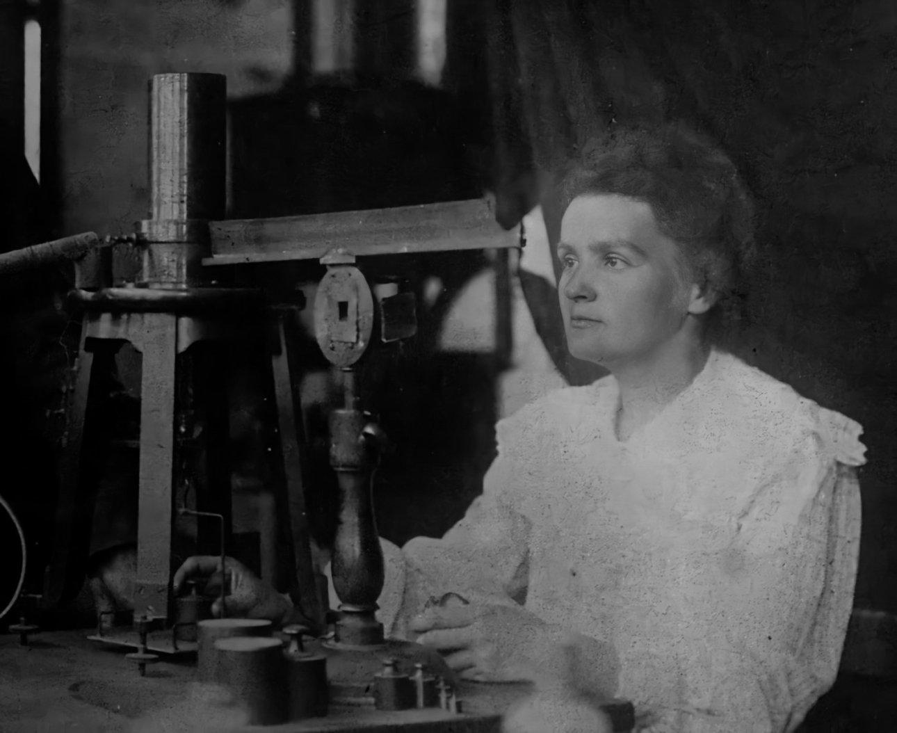 Marie Curie physicist chemist