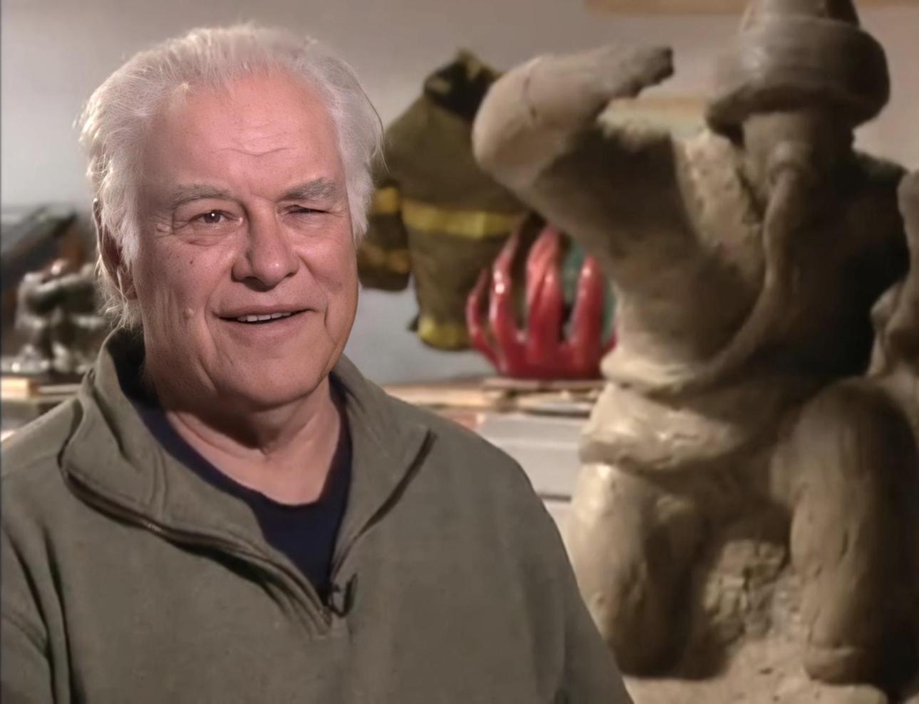 Luis Jiménez sculptor