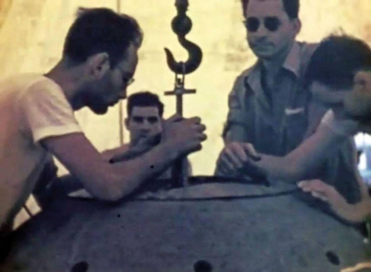 Harry K. Daghlian And Louis Slotin physicists