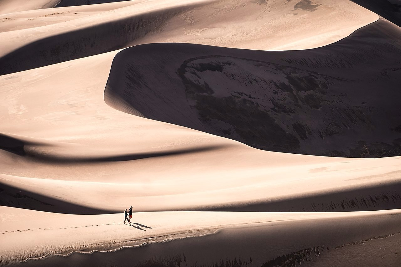 Great Sand Dunes National Park and Preserve, United States