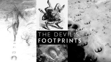 Dấu chân của quỷ