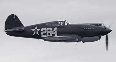 Máy bay ma P-40: Bí ẩn chưa được giải mã của Thế chiến II 6