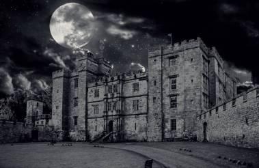 Στοιχειωμένο κάστρο Chillingham