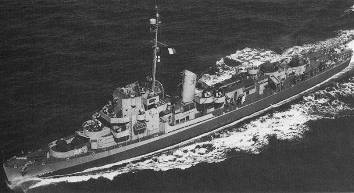 Projet Montauk, USS Eldridge