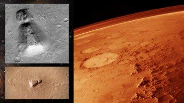 Το μυστήριο της «δομής κλειδαρότρυπας» στον Άρη 4