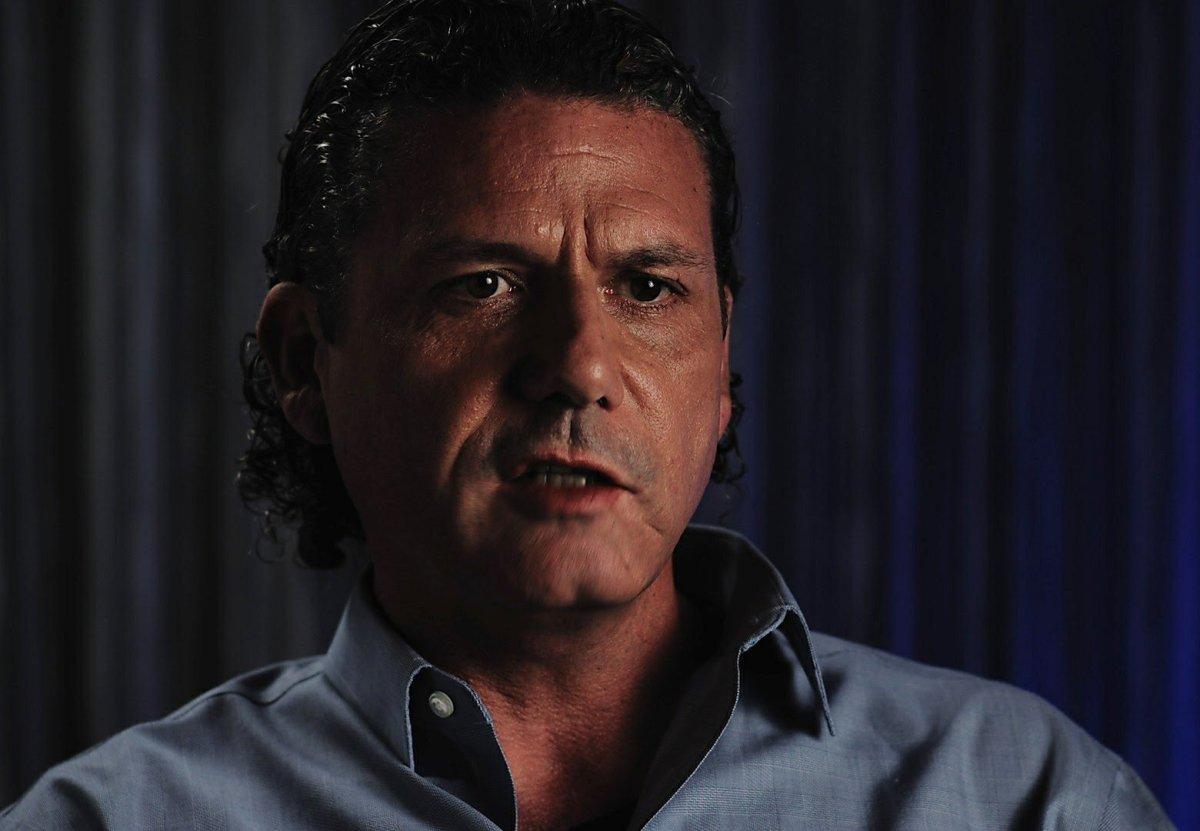 Corey Goode, insider e denunciante do Programa Espacial Secreto.