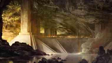 Ένα τεράστιο, προηγμένο, τεχνητό υπόγειο συγκρότημα εκατομμυρίων ετών υπήρχε στο παρελθόν 8