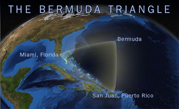 Pirâmides recém-descobertas e tecnologia avançada escondidas no Triângulo das Bermudas 6