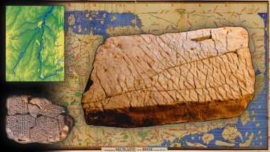 Βρέθηκε χάρτης 120 εκατομμυρίων ετών