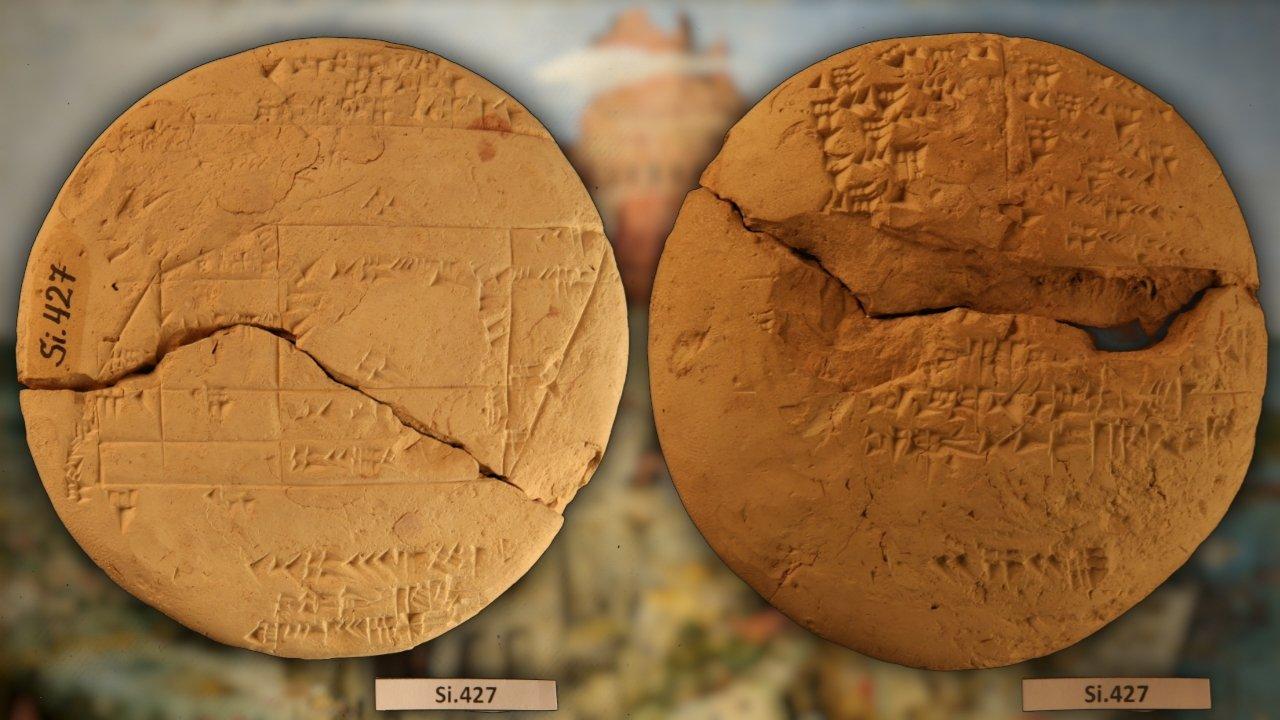 Nový objav na 3,700 XNUMX rokov starom starovekom tablete prepisuje  históriu matematiky   MÉDIÁ MRU