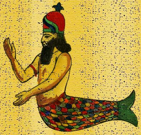 Oannes: Die fortgeschrittenen Amphibienwesen im alten Mesopotamien??  5