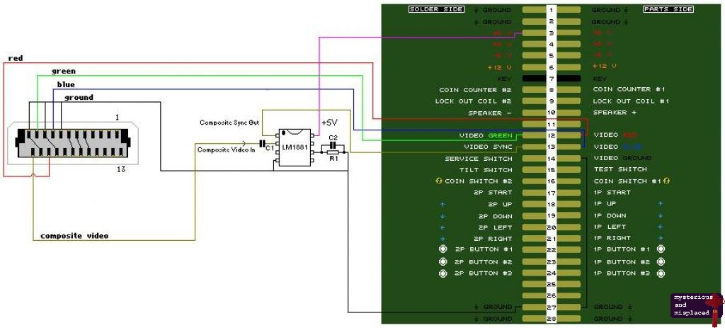 Make Vga To Hdmi Cable Wiring Diagram | mwb-online.co Make A Vga Cable Wiring Diagram on