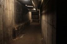 Holmes Murder Castle Basement Walk- Sort Of