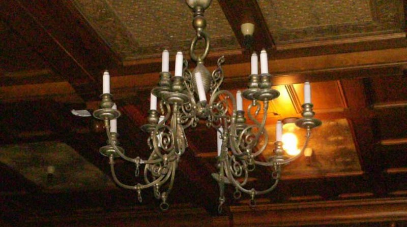 13 Candle Chandelier