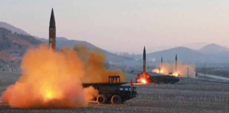North Korea Tests Nuclear Weapons