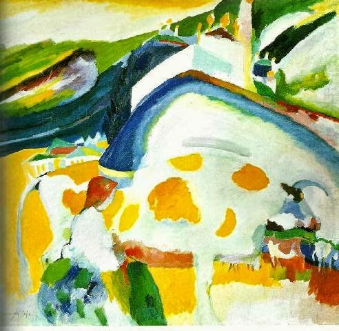 Kandinsky's Excuse