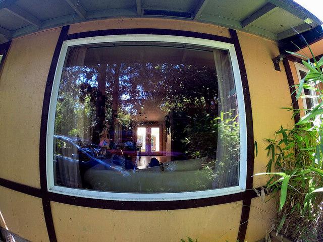 Living Room Go Pro Fish Eye