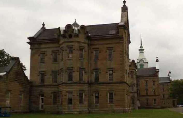 A Ghost Adventures Trans Allegheny Lunatic Asylum Haunted House