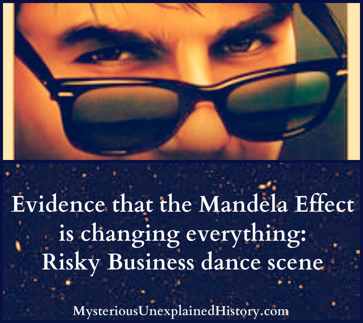 Evidence That The Mandela Effect Is Changing Everything
