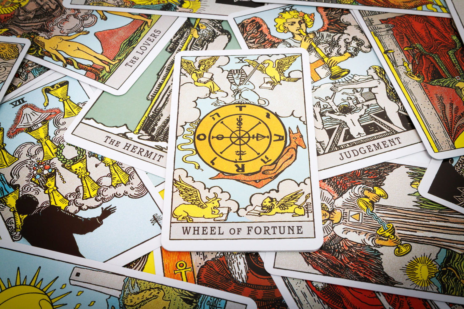 Executive Tarot Readings