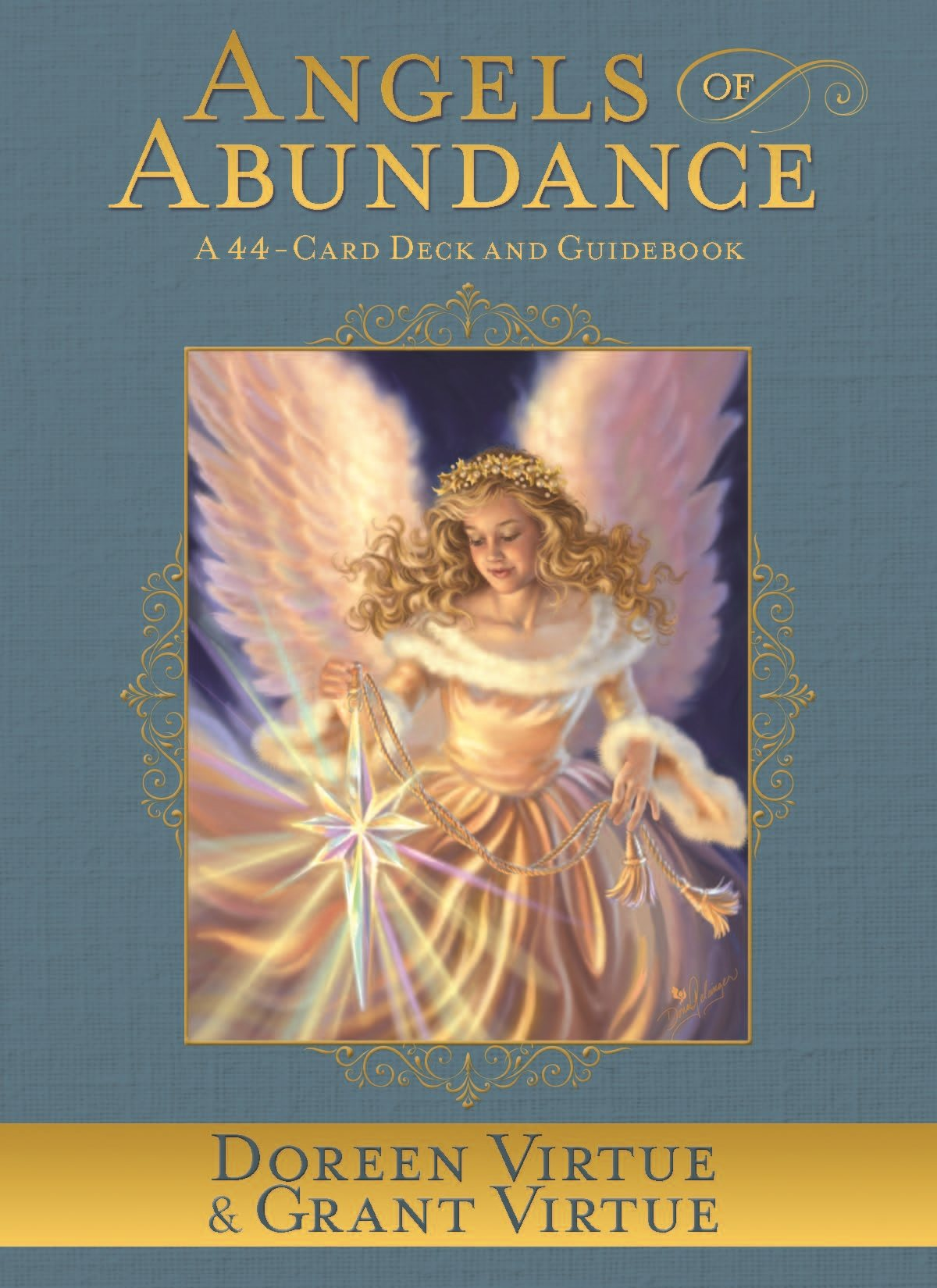 Angels Of Abundance Oracle Cards Mystery Arts Online Store