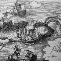 海獣アスピドケロンの伝説