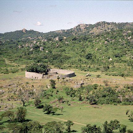 謎めいた石の王国:グレート・ジンバブエ
