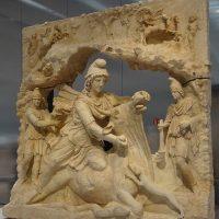 古代世界に広がったミトラのカルト