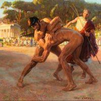 パンクラチオン:古代ギリシャの致死格闘技