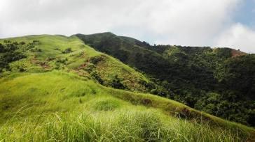 A majestic view of Mt. Sembrano