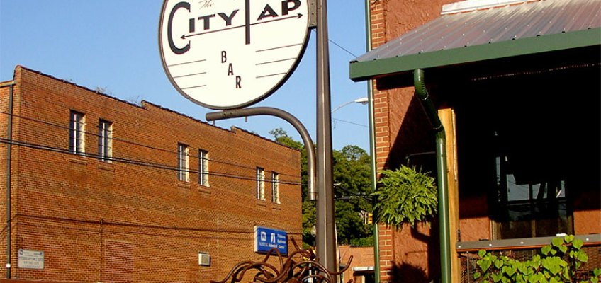Mystery Hillbillies at City Tap
