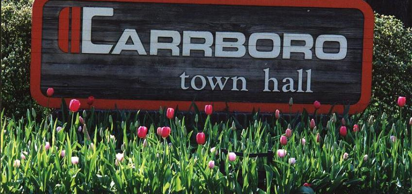 July 4th at Carrboro Town Hall